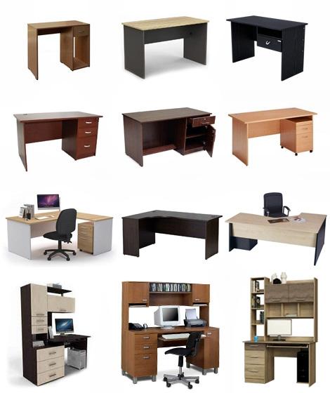 Столы компьютерные, письменные и офисные