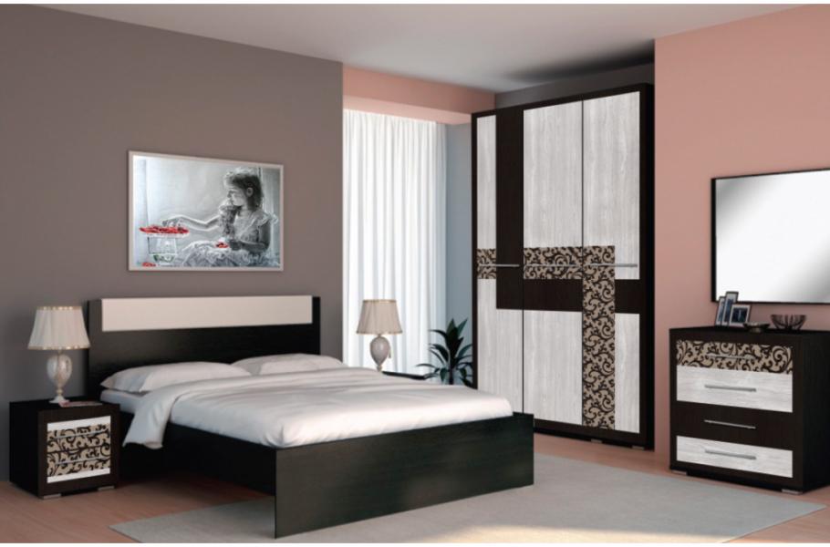 Спальный гарнитур SG03