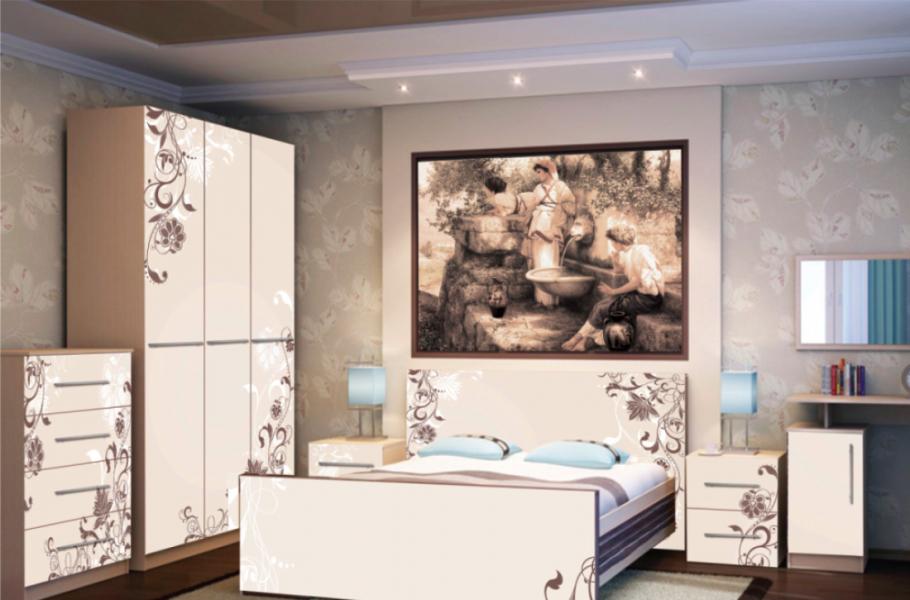Спальный гарнитур SG09