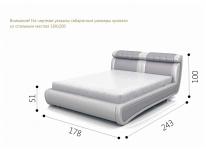 Кровать Valencia