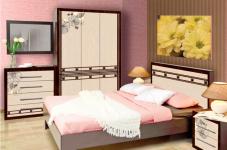 Спальный гарнитур SG04